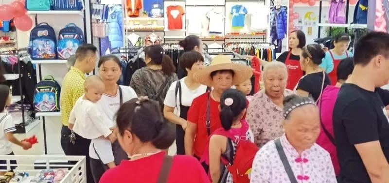 潮范新Show|劍橋廣東旗艦店——南雄店重裝開業