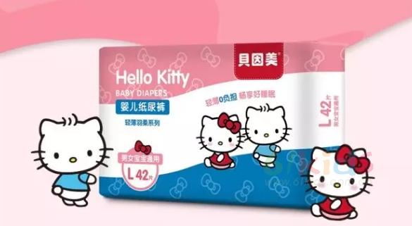 """進軍微商 頭條!貝因美將攜手""""世界萌物"""" Hello kitty進軍微商!"""