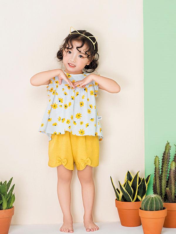 """海威迩童装2019夏品,让孩子们穿出""""与众不同""""风格"""
