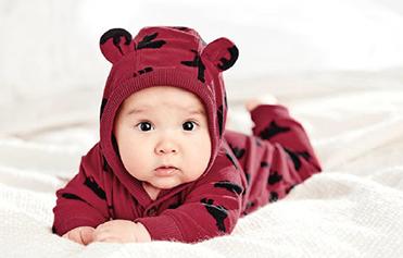 Carter's超可愛的熊baby登場,分分鐘萌化麻麻的心!