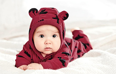 Carter's超可爱的熊baby登场,分分钟萌化麻麻的心!