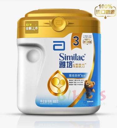 2016年進口奶粉銷量排行榜10強 雅培成功走入