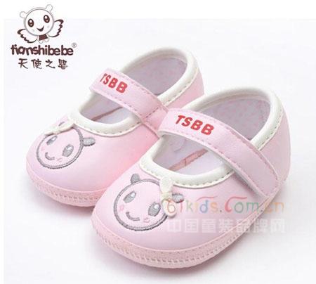 天使之婴童鞋 童年女孩的最佳秀美之选。