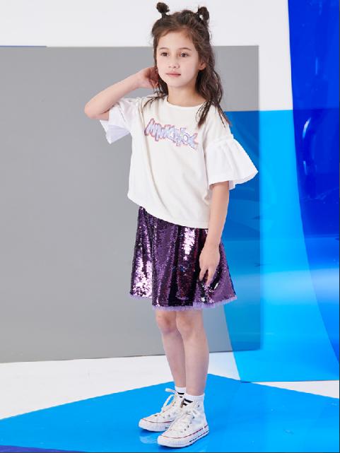 minichoc童年的专属衣橱,涌动潮流新色彩