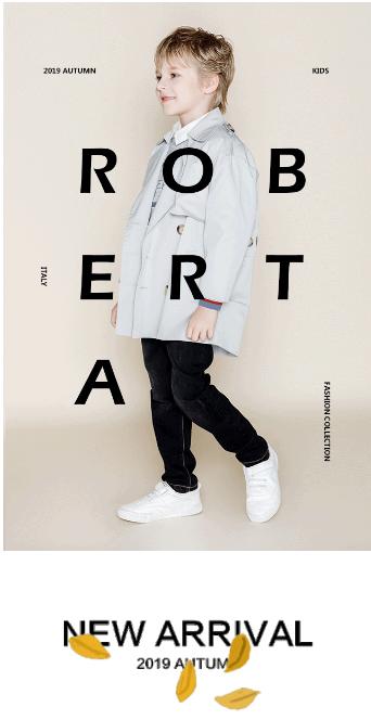 ROBERTA | 2019秋裝新品上市