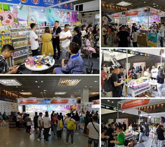 优乐贝CBME2019年婴童食品展完美落幕