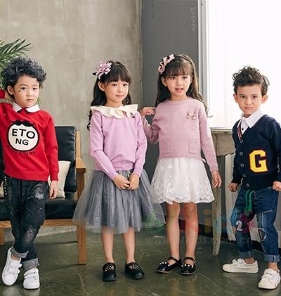 E童依派童装品牌秋冬新品已上新 行走在时尚的前沿
