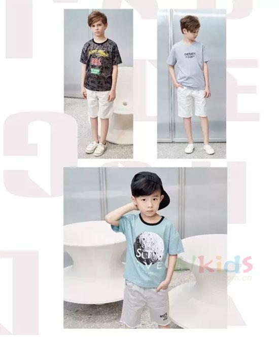 夏季衣櫥 布衣草人KIDS 2017 SUMMER新品上市