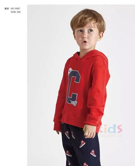 Converse嬰童服飾 開啟寶貝潮童之路
