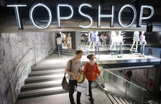 2016年快时尚开店计划:H&M预计开60-80店