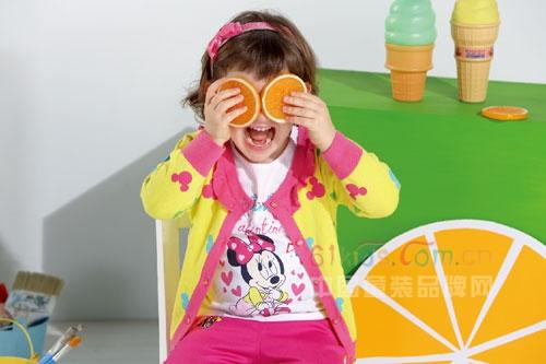迪士尼寶寶打造孩子歡樂童年