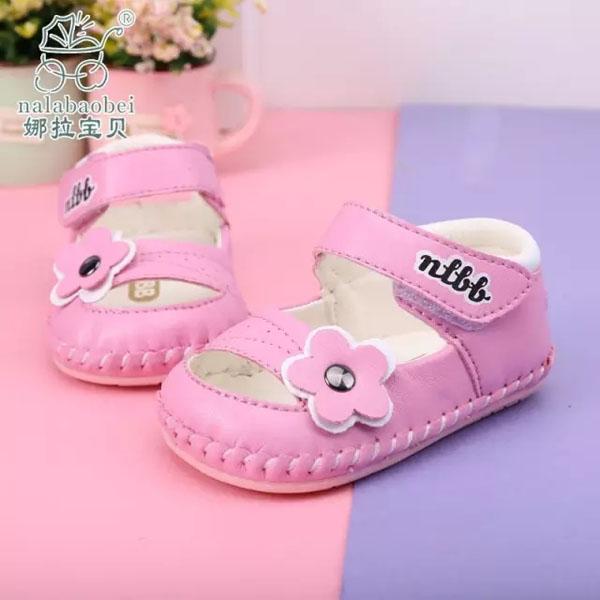 美麗的娜拉寶貝鞋子 為孩子帶來更多的幸運