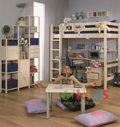 丹麥flexa芙萊莎兒童床