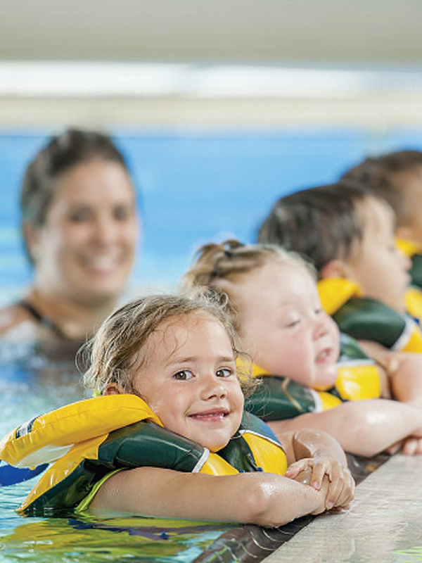 優范兒嬰兒游泳館