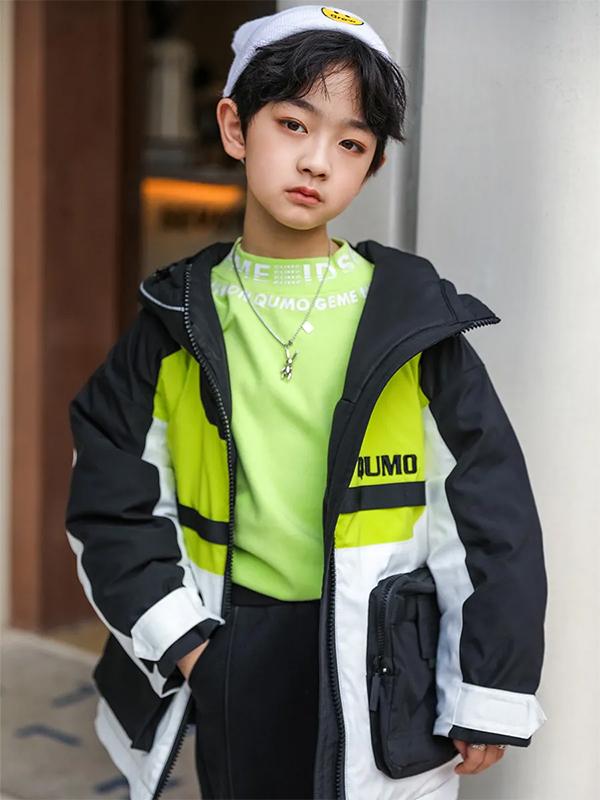 卡姿果果2021秋冬新品童装