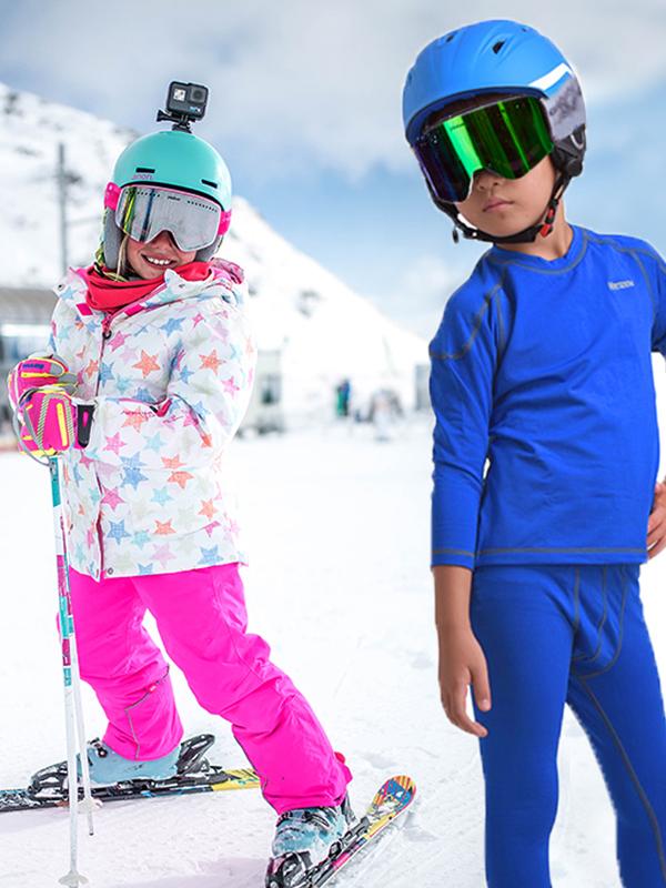 菲比小象滑雪服童裝