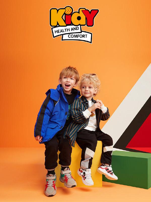 Kidy童鞋2019冬季新品