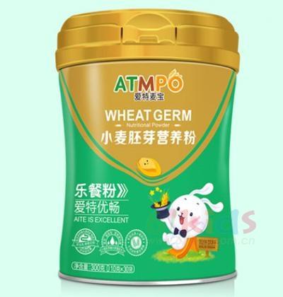 爱特麦宝小麦胚芽营养粉