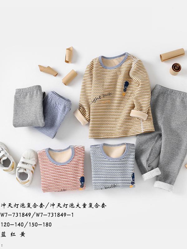 旺貝特嬰幼裝2019秋冬新品