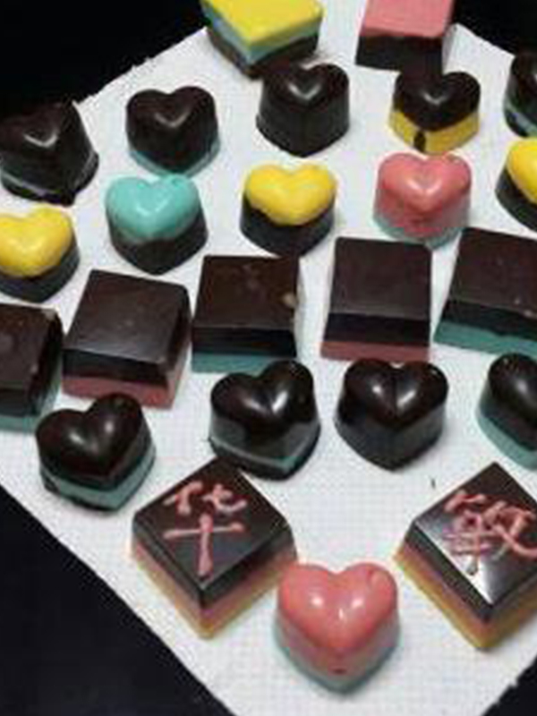 比利時手工巧克力