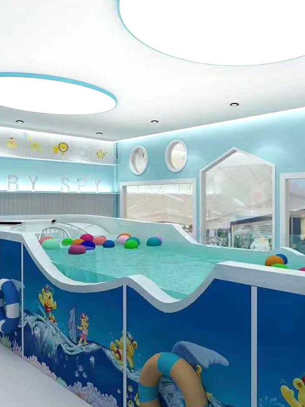 卡依寶貝嬰幼兒泳池設備