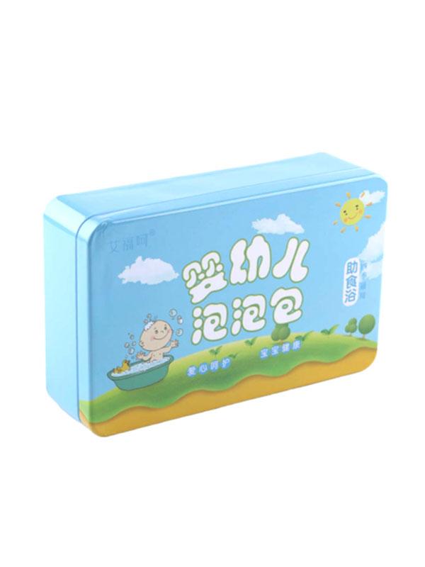嬰幼兒泡泡包新品推出
