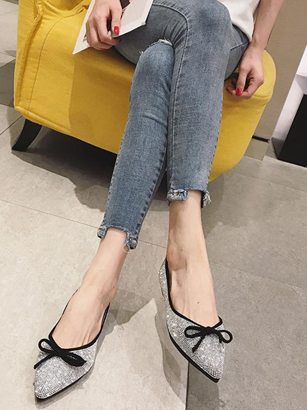 印象風女鞋2019年新品