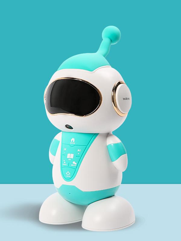 菠蘿樹智能機器人益智類玩具