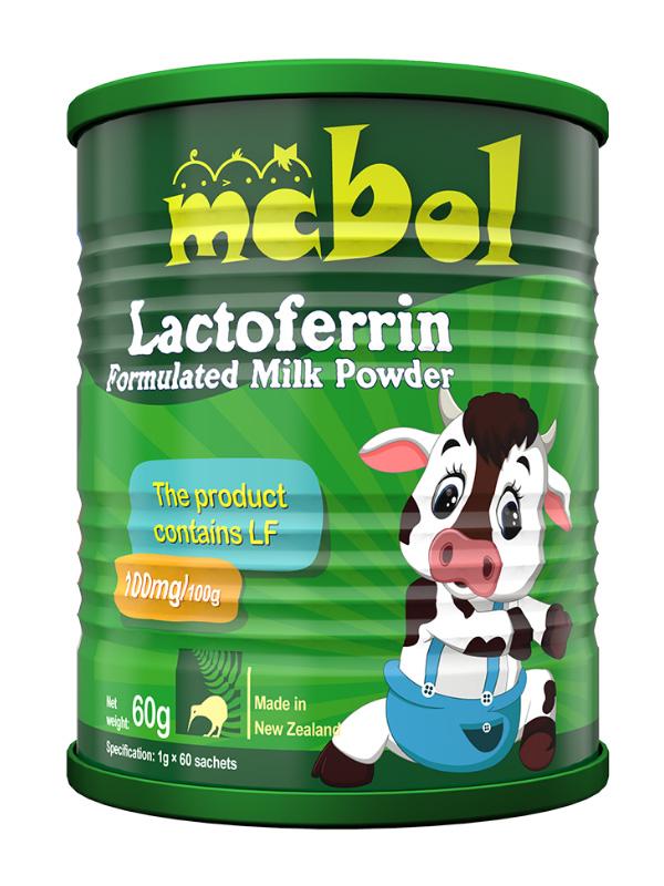 曼仕寶乳鐵蛋白調制乳粉