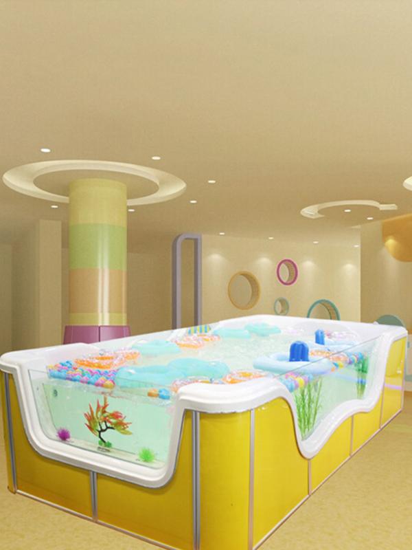 洗游記嬰幼兒游泳館最新設備