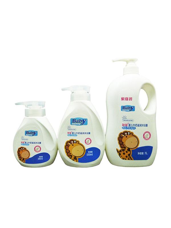 知嬰嬰兒洗護用品
