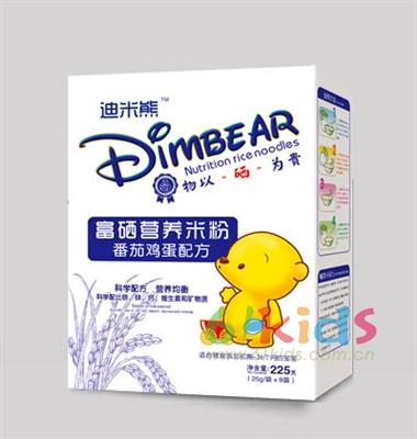 迪米熊輔食新品