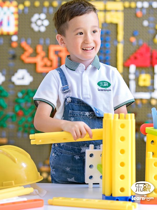 乐融儿童之家课程体系