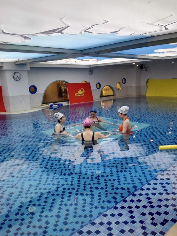 優瑞嬰兒游泳館