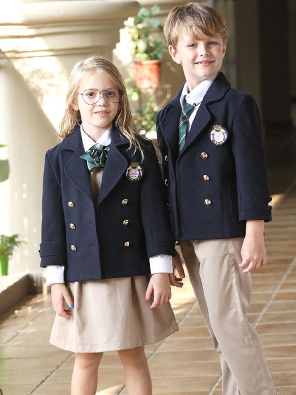 哈馬校服將打造專屬獨具特色的校服品牌