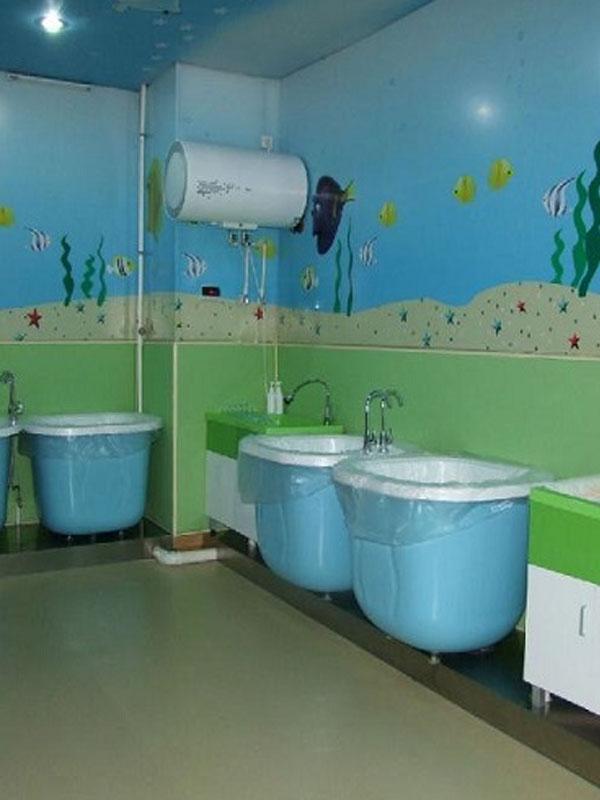 開心島嬰兒游泳設備