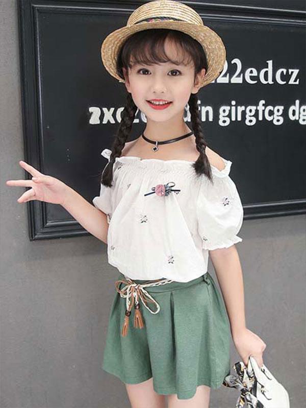 J5J6童装品牌2020春夏裙子新款上市