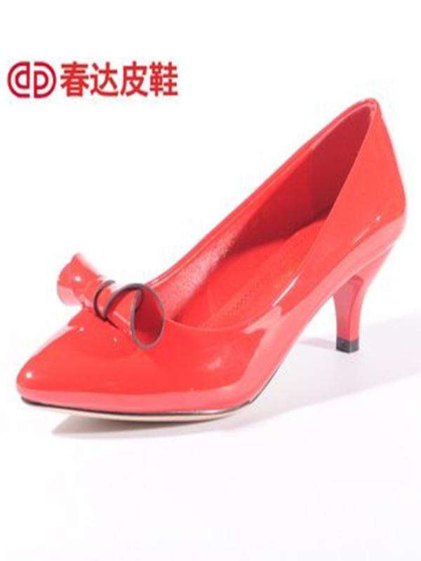 春达女鞋2019新品上市
