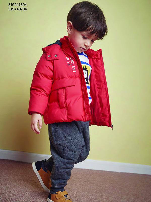 MQD馬騎頓童裝2019冬季小童服裝推薦