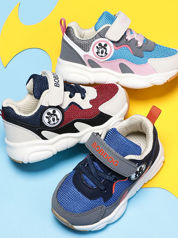 巴布豆童鞋2020年新品