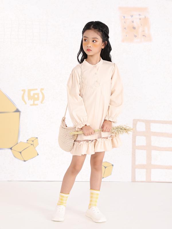SHIJI莳季品牌童装2021春季新品展示