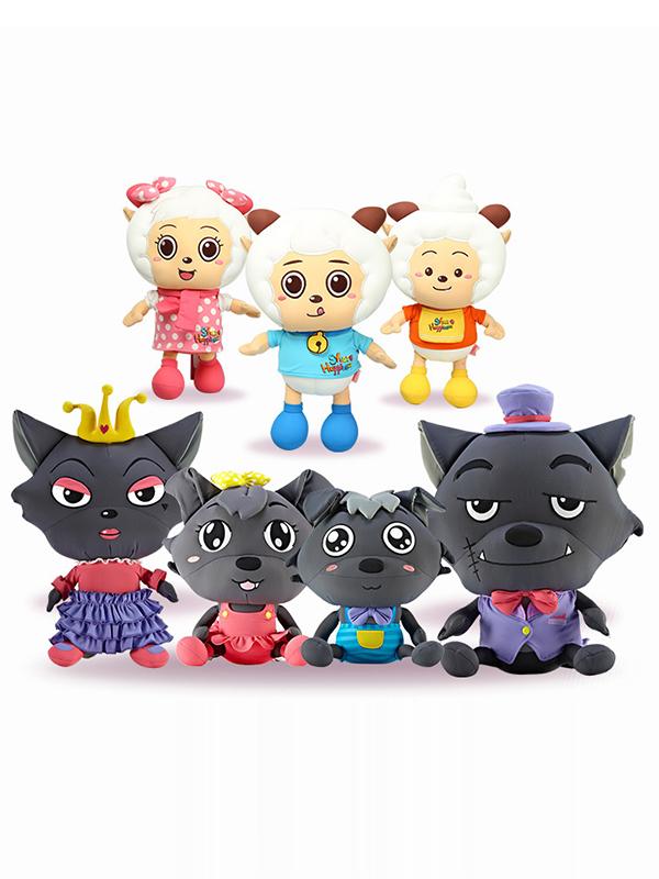 舒寵兒童毛絨玩具