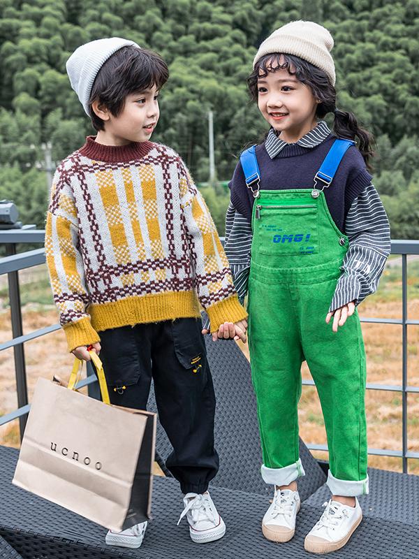 木朵爸爸童装2019年秋季新品