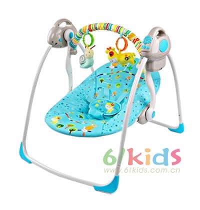 海豚寶寶兒童搖椅/兒童餐椅