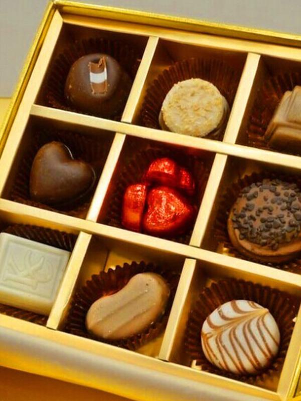 索愛手工巧克力