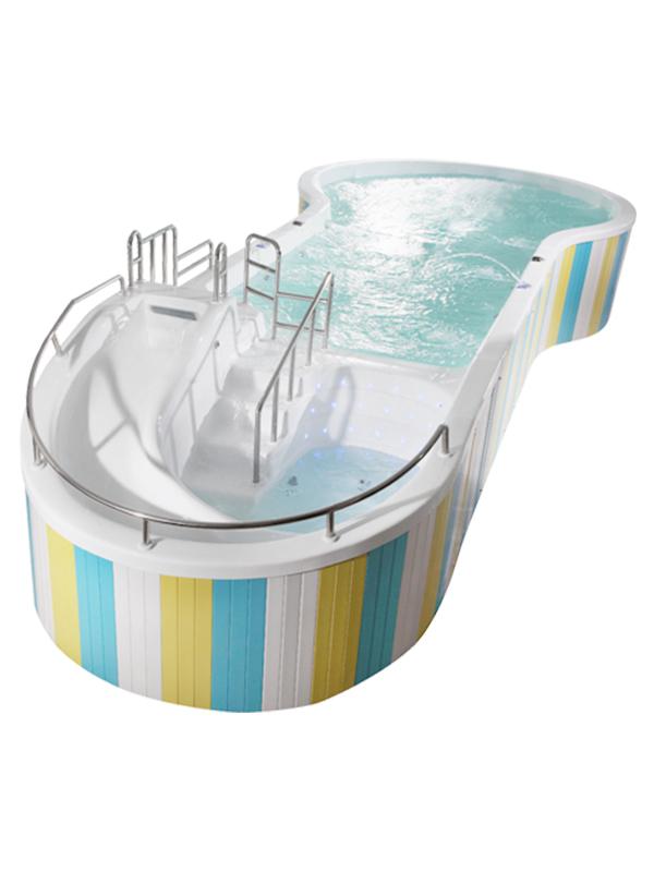 愛玩愛游嬰兒游泳池設備新品