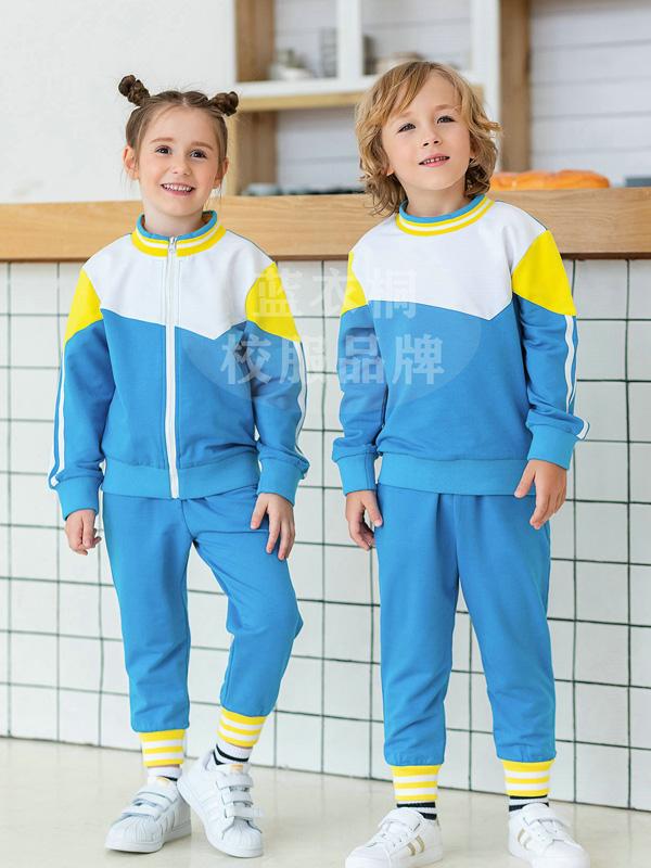 蓝衣桐校服系列