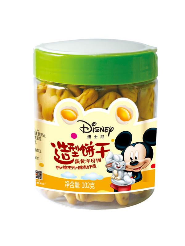 迪士尼儿童饼干系列