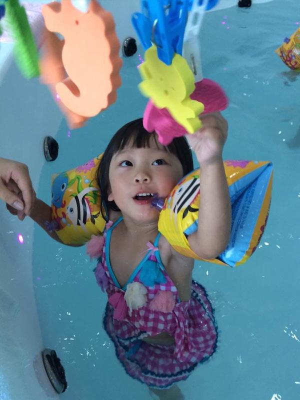 倍優天地嬰兒游泳館