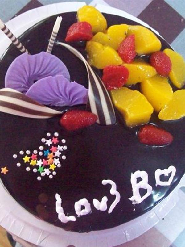 羅曼蒂手工巧克力蛋糕